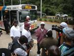 Goodie Mob MARTA Bus Tour