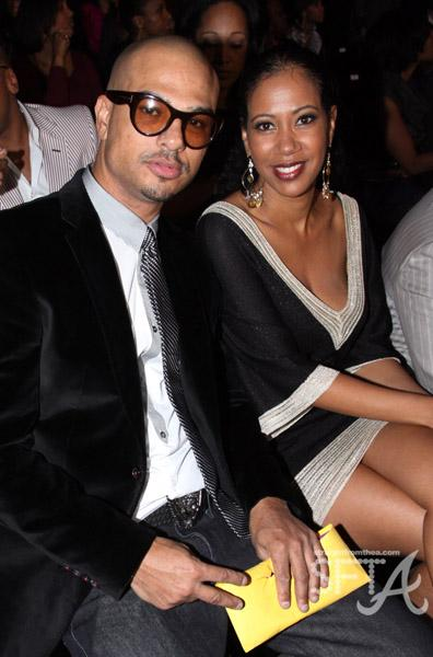 Chico DeBarge and Date