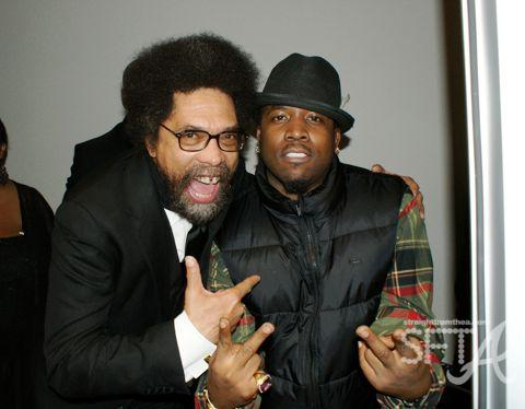 Dr. Cornel West & Big Boi