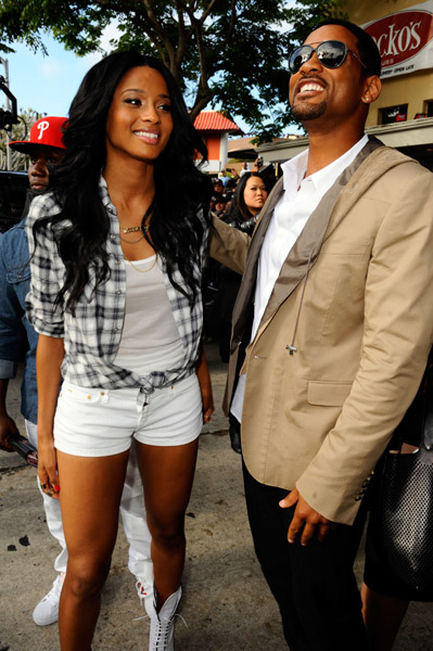 Ciara & Will Smith