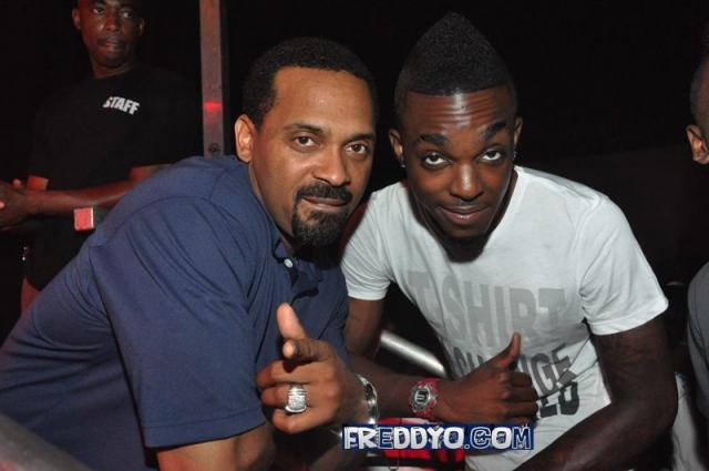 Mike Epps & Roscoe Dash