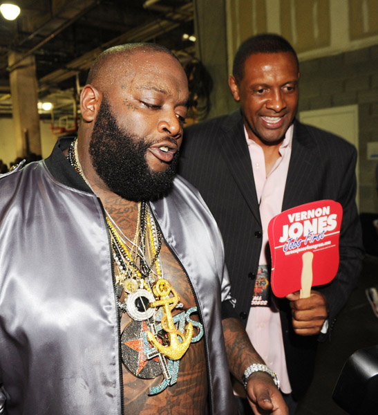 Rick Ross & Vernon Jones