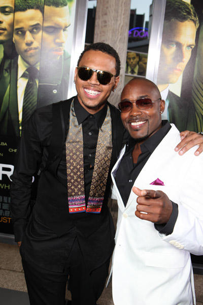 Chris Brown & Will Packer