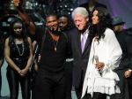 Usher, Bill Clinton, Ciara