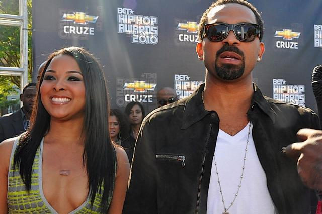 Mike Epps & Michelle Epps