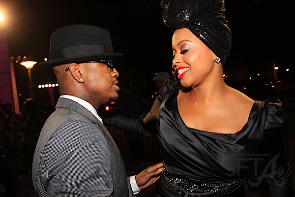 Neyo Chrisete Michele June Ambrose