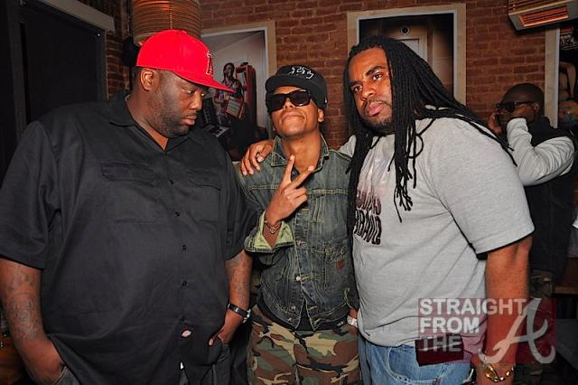 Lupe Fiasco ATL Listening Session 2