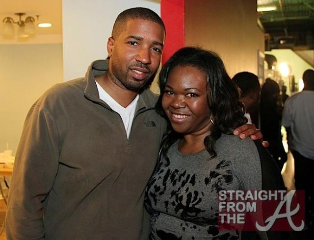 Marcus Grant (Big Boi's Manger) & ATLien (Michelle Brown)