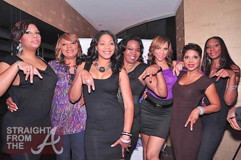 Braxton Family & ATLien (Michelle Brown)