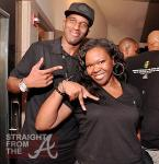 DJ Scream and ATLien (Michelle Brown)