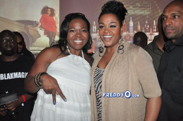 ATLien (Michelle Brown) & Jill Scott