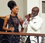 Cynthia Bailey and Peter Thomas Anniversary