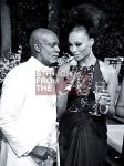 Cynthia Bailey Peter Thomas Anniversary 2