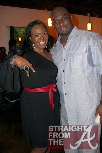 ATLien (Michelle Brown) & Tommy Ford