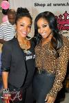 Rasheeda and Toya Wright