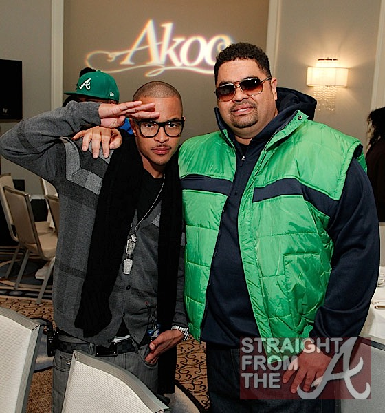 T.I. and Heavy D