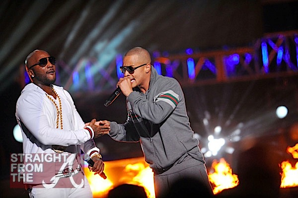 Jeezy and T.I.