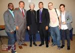 Baratunde Thurston, Robert M. Franklin (Morehouse Pres.), Maggie Jackson, Don Lemon, Shaun King, Pete Wentz