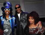 Bootsy Collins, Snoop Dogg, Chaka Khan