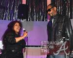 Chaka Khan SIngs to Snoop Dogg