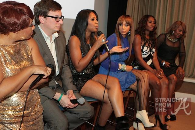 Trina answers questions @ Q&A