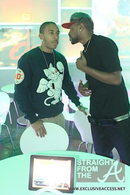 Ludacris 121 Megawatt Listening Session-28