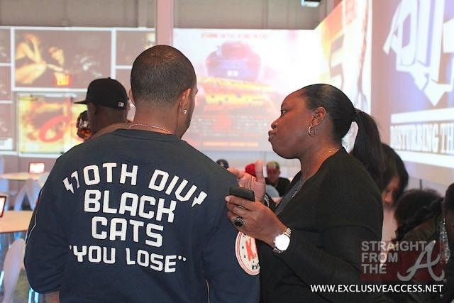 Ludacris 121 Megawatt Listening Session-41