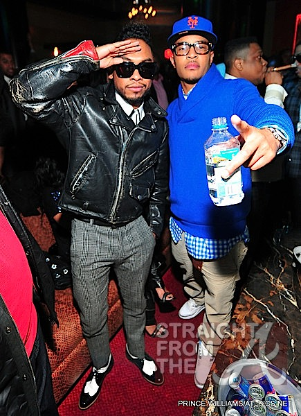 TI and Miguel