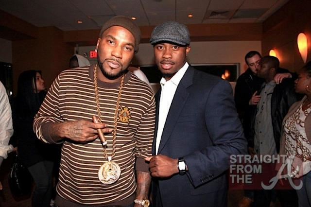 Jeezy TM103 Listening Session