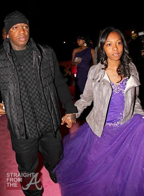 Reginae Carter Cinderella 13th Birthday-10