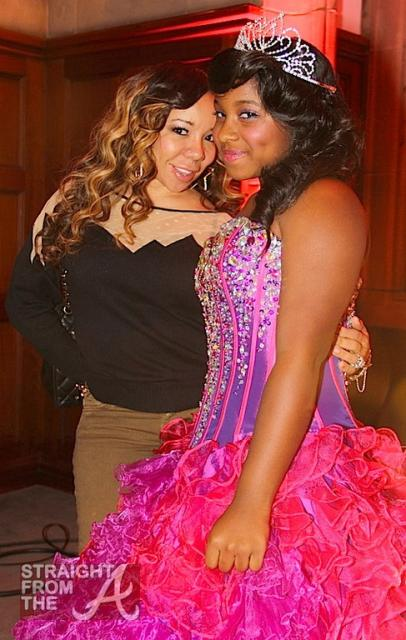 Reginae Carter Cinderella 13th Birthday-50
