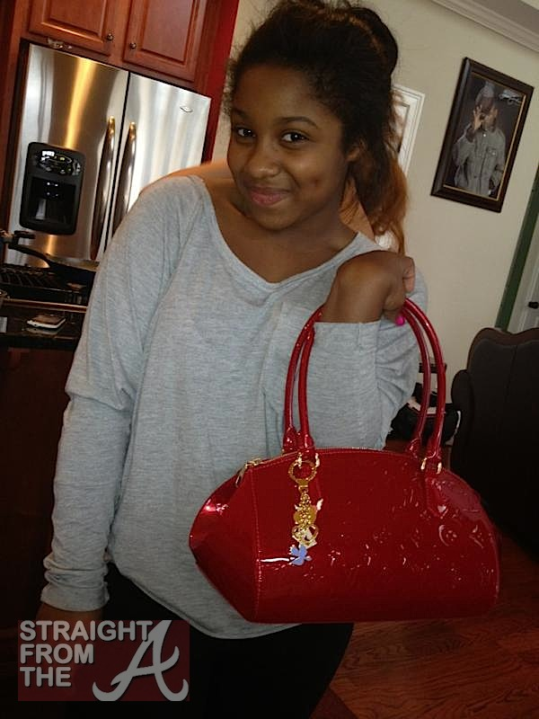 Reginae Carter 13th Bday-10