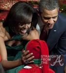 Obamas Host Christmas in Washington 2011-17