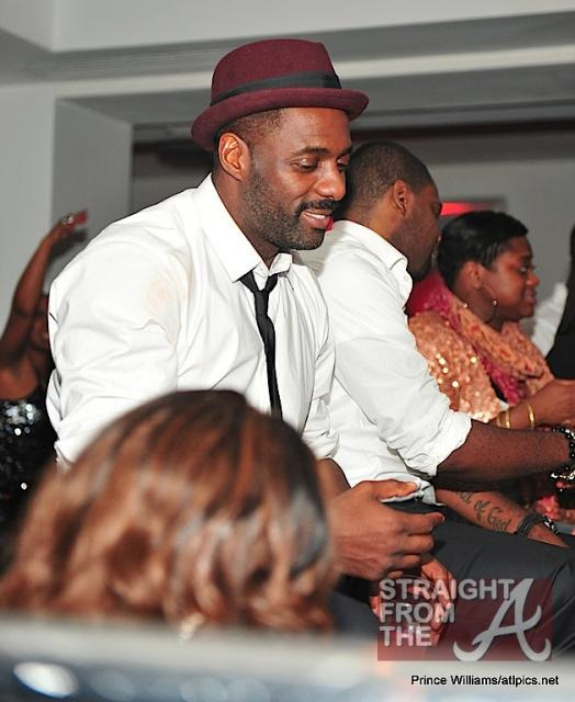 Idris Elba at Compound-3