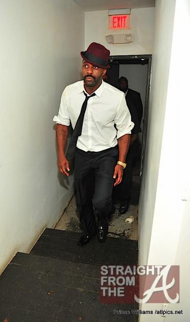 Idris Elba at Compound-7