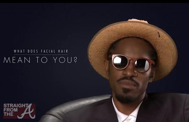 Andre 3000 Master of Style Gillette 10