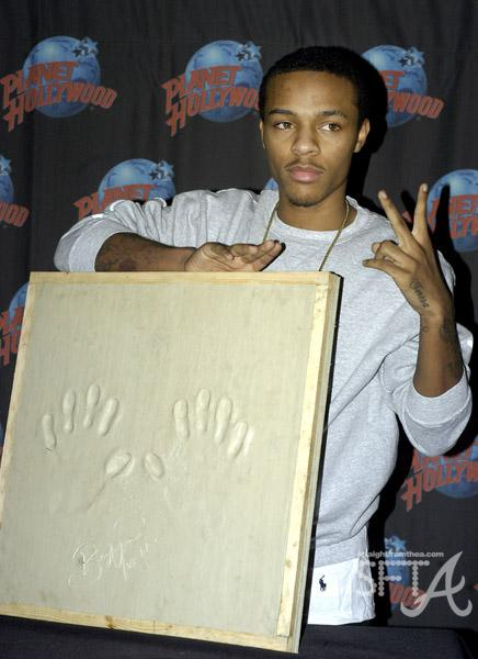 Bow Wow @ Planet Hollywood