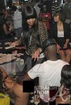 Neyo and Monyetta Shaw at Magic City ATL 020412-21