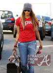 Ciara and Pups in LA 020912-5