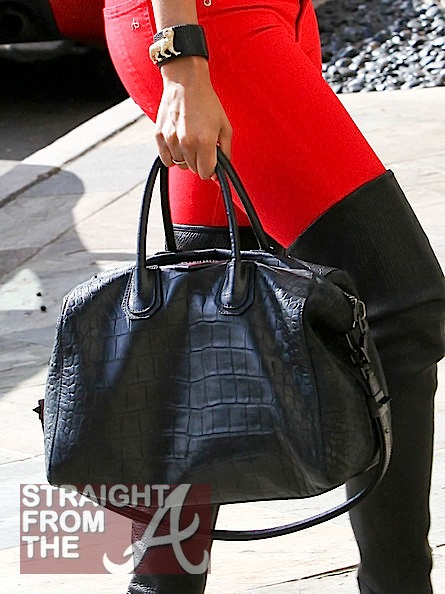 Blonde Ciara in Beverly Hills 021112-6
