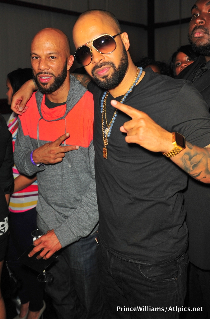 Drake Hosts NBA All-Star Party 022612