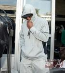 "Diddy and ""Mystery Girl"" at LAX - 031212"