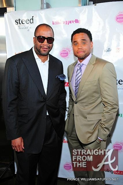 Munson Steed (Rolling Out) Michael Ealy
