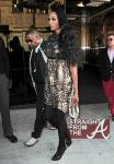 Cynthia Bailey Leaves NYC Hotel 040412-6