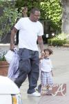 Bobby Brown and Family 040712-4