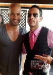 Ricky Whittle Travis Winfrey