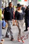Beyonce Jay-Z Date Night - 041512-15