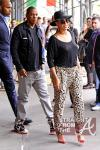 Beyonce Jay-Z Date Night - 041512-19