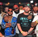 Omarion Rick Ross Maybach Music Signing Party 051212-29