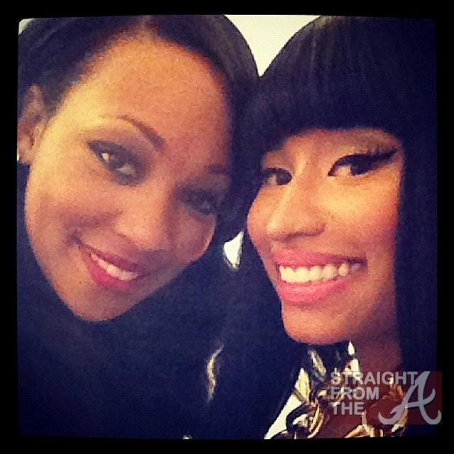 monica and nicki